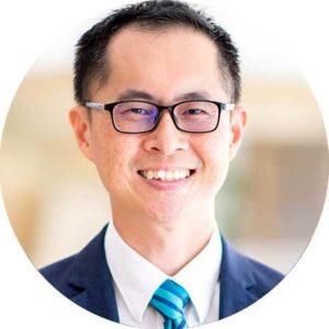 Reverend Tan Hock Cheng