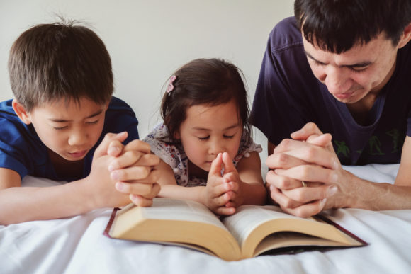 Passing our Christian Heritage to Second Generation Christians