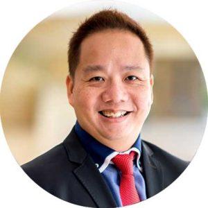 Reverend Gerald Tan