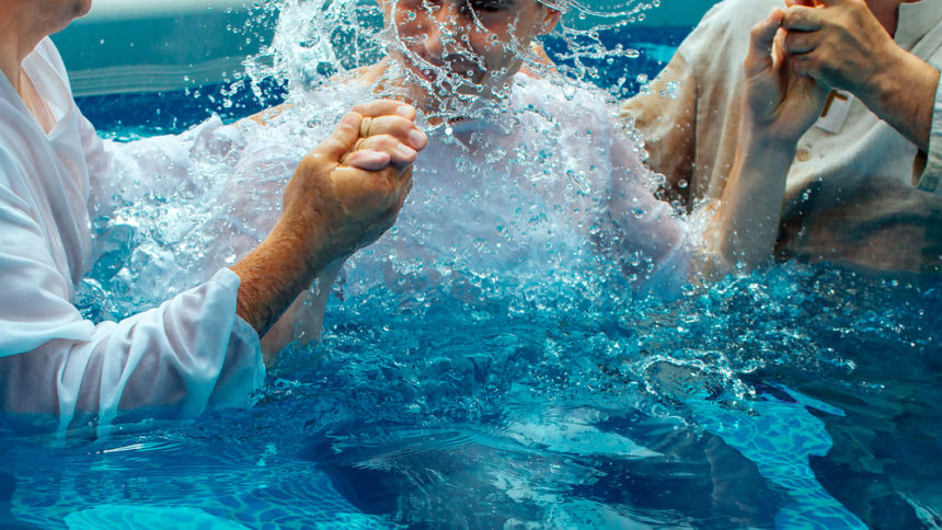 A Pentecostal Perspective of the Holy Communion and Water Baptism