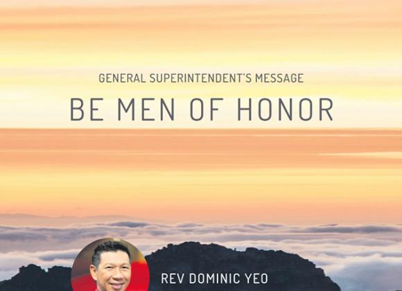 Be Men of Honor